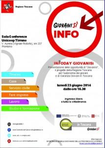 locandina infoday